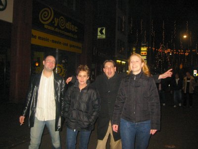 Photo: Basel Street Walking
