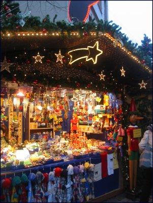 Photo: Christmas Market Basel 1