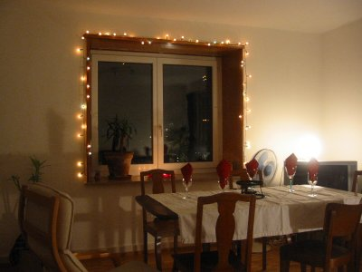 Photo: fondue dining