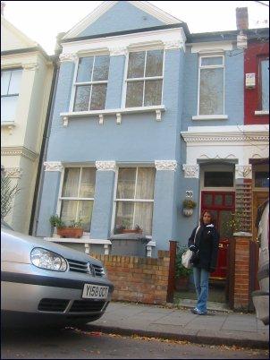 Sam by house