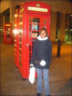 sammie phone booth