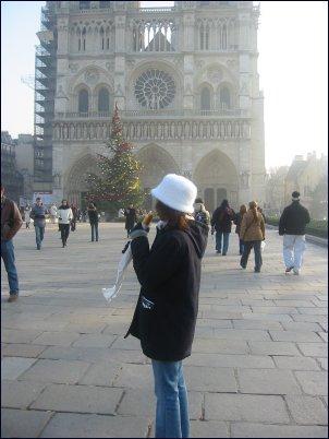 Photo: Sammie Baguette Notre Dame